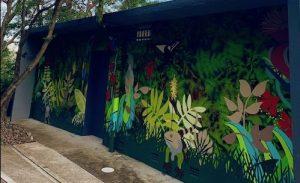 Oatley Park mural