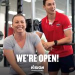 Vision personal training Mortdale
