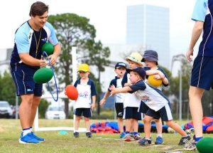 Rugby tots st george sydney