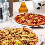 Oregano Bakery Pizzas