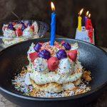 Cheatday Sydney cheesecake pav